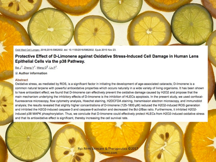 12 Medical Applications of Limonene 12