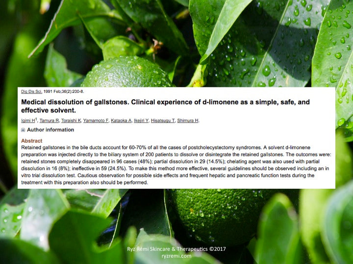 12 Medical Applications of Limonene 45