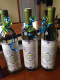 Bridesmaid Wine Label - Will you be my Bridesmaid - Personalized - I Do Artsy Weddings