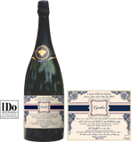 I said Yes Champagne Labels