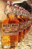 Grooms Labels - Liquor Date Labels - Personalized Groomsman and Best Man Beer & Liquor Label - Custom Grooms Gifts