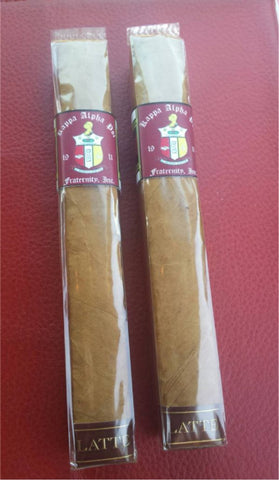 Fraternity Cigar Bands - Custom Created For your Frat - 50 Bands
