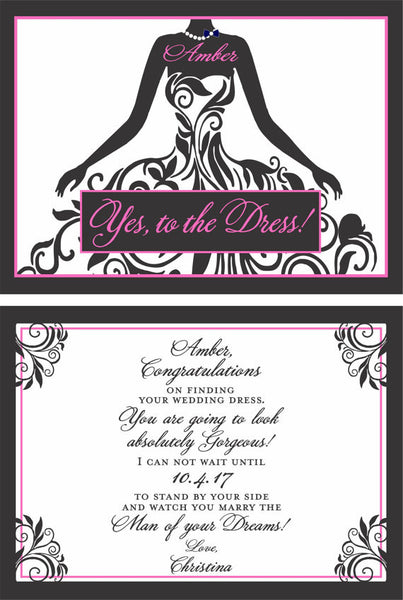 Say Yes to the Dress - I Do Artsy Weddings