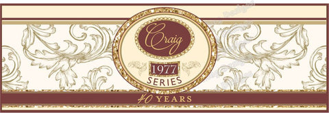Birthday Cigar Bands - Custom Printed for you - Cigar Labels for Wedding Party - Classy Cigar Bands