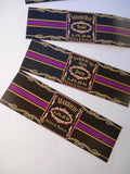 Wedding Party and Reception Cigar Bar - Bride & Groom Cigar Labels -16 Bands