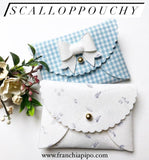 ScallopPouchy Die - For Big Shot PLUS or PRO