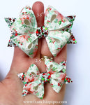 "FranchiStar Hair Bow Die - Choice of 2 Sizes 3.5"" OR 4.5"""