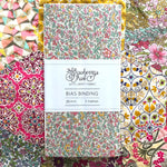 Katie Millie B Liberty of London Bias Binding -20mm - 100% cotton Liberty Tana Lawn - 3m 3.28 Yards