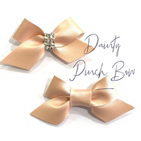 Dainty Pinch Bow Die SALE