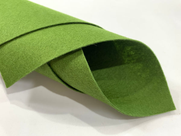 1mm Lawn Merino Wool Felt A4 Sheet - No. 79