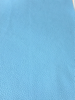 Original Light Blue Leatherette Sheet Thick 1.2mm