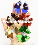FranchiStarlet Bow Plastic Template Trace and Cut Plastic Bow Template