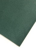 Sacramental Green Textured Leatherette A4 1.2mm Thick Litchi Print Leatherette