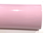 Lilac Pink Patent Leather A4 Sheet Smooth