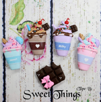 Sweet Things Bow Clays