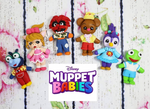 Muppet Babies Bow Clays