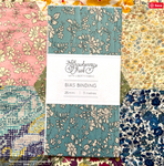 Capel N Liberty of London Bias Binding -25mm - 100% cotton Liberty Tana Lawn - 3m 3.28 Yards