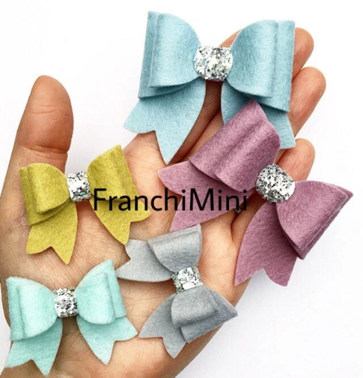 FranchiMini Plastic Hairbow Template Trace and Cut - In Stock Now