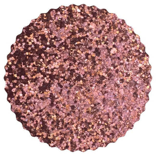 Chocolate Brown Glitter Fabric Sheet 8x11 Sheet 0.7mm Thick A4 or A5 Sheets Chunky Choc Brown Glitter A4 A5 Sheets