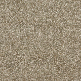 Fine Champagne Gold Glitter Fabric Sheet Thin 0.65mm A4 or A5 Sheet