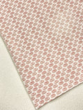 Iced Donuts Soft Leatherette Custom PU Leather A4 Sheet 0.8mm