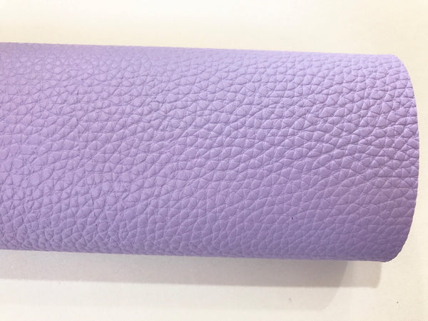 Light Purple Leatherette 0.9mm Sheet