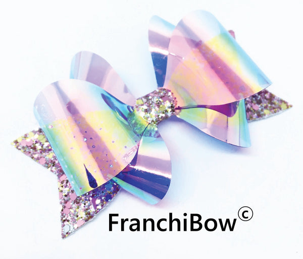 FranchiBow Plastic Hairbow Template Trace and Cut