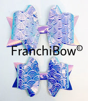 "FranchiBow - Small size 3.5""  Plastic Bow Template"