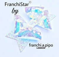 FranchiStar Template - 4.5 Inch - Trace and Cut Plastic Bow Template