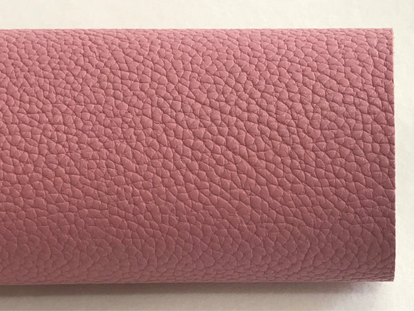 Dusty Pink Leatherette Sheet
