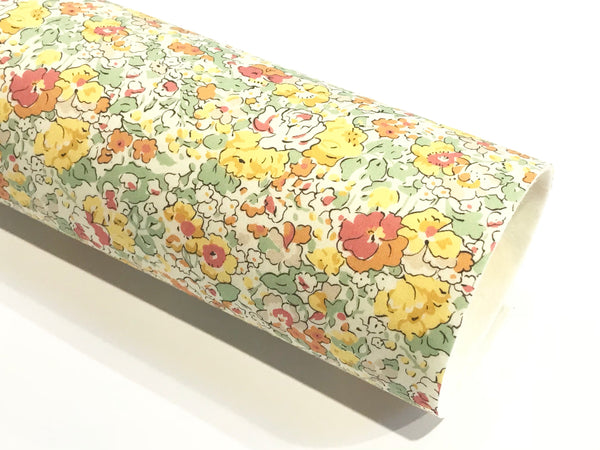 Liberty Claire Aude Double Sided Fabric Sheets