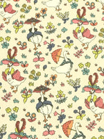 Liberty Goosey Gladrags Double Sided Fabric Sheets