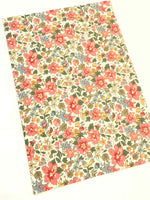Liberty Aloha Betsy Double Sided Fabric Sheets