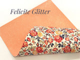 Liberty Felicite A Double Sided Fabric Sheets