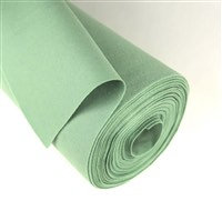 1mm Mint Merino Wool Felt A4 Sheet - No. 49