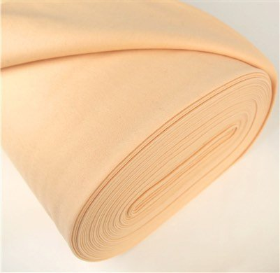 Apricot Pure Wool Merino Wool Felt 1mm A4 Sheet 27