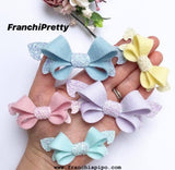 FranchiPretty Template - Trace and Cut Plastic Hairbow Template