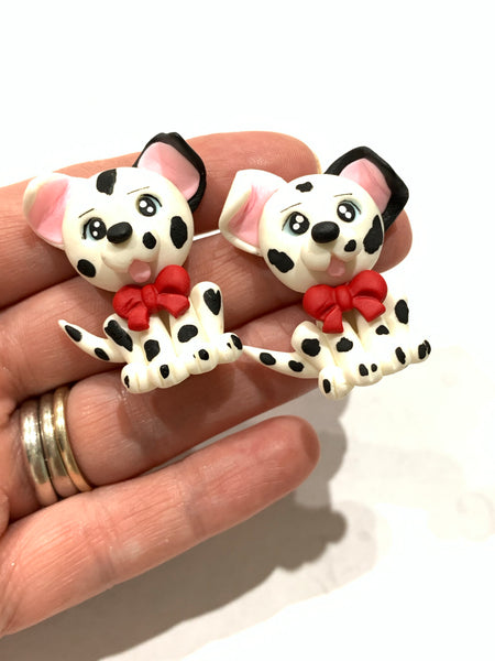 Dalmations Bow Clays