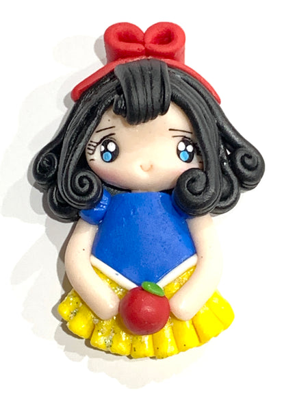 Snow White Bow Clay Centre