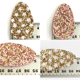 Scalloped Bunny Ears and Easter Eggs Die - Sizxix Big Shot Compatible - Easter Die