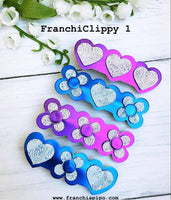 FranchiClippy Template - Trace and Hand Cut with Scissors