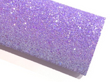 Orchid Light Purple Chunky Glitter Sheet