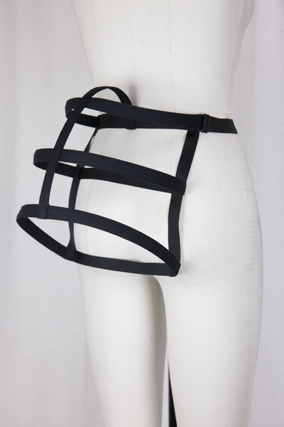 Cage Mini Bustle - Bottom - Agashi Shop - Agashi by Christina O
