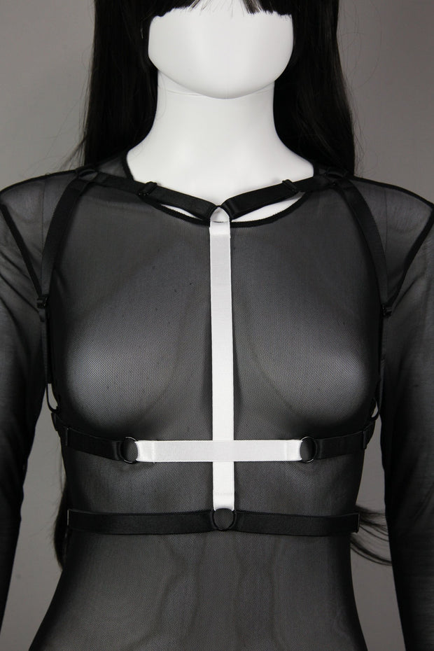 Crucifix Harness - Agashi Shop