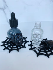 Large Skull Dropper Bottle - Agashi Shop