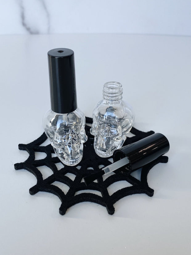 Mini 15ML Skull Nail Polish Bottle - Agashi Shop