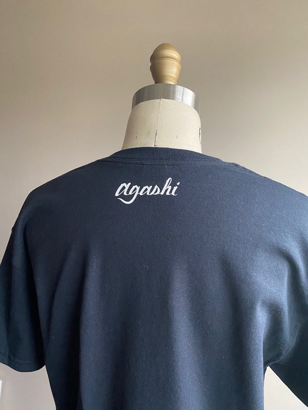 Ready to Ship Merch - Agashi Tshirt - Agashi Shop