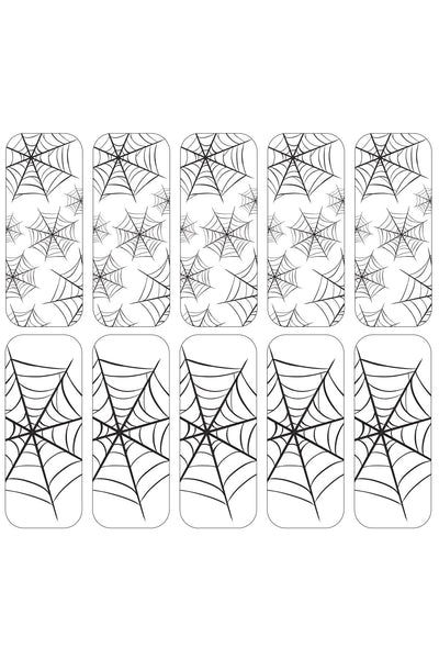 Spiderwebs Decals - Agashi Shop