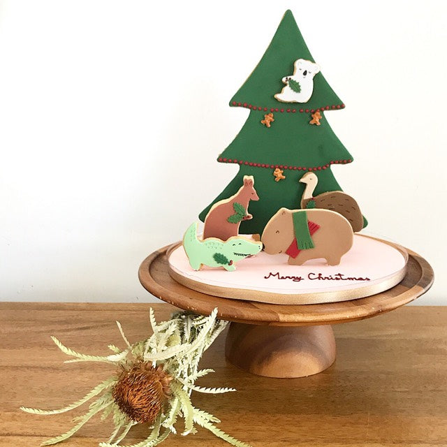 Australian Friends Christmas Centrepiece (Pick up only)