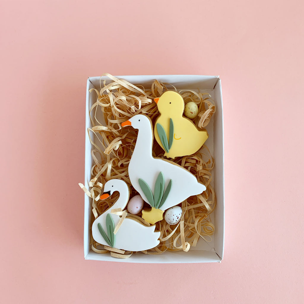 Easter Birds Boxed Set
